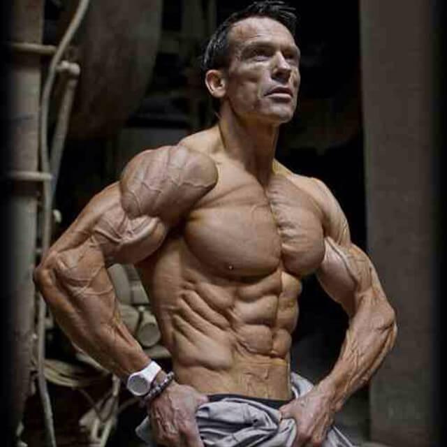 aankomen en spieren kweken