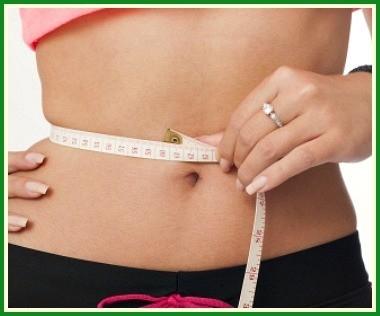 een kilo per week afvallen