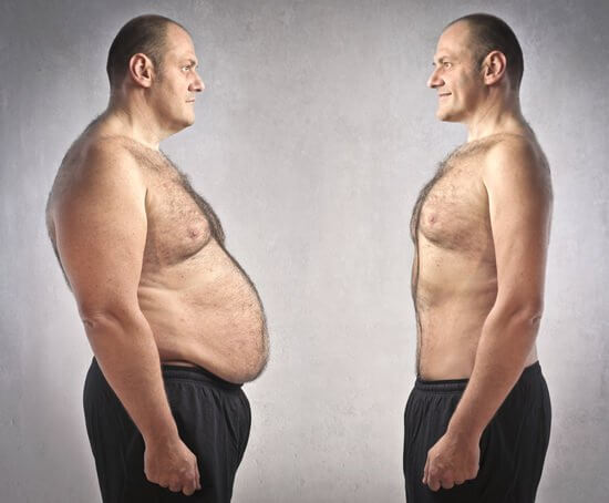 How many kilos per week weight loss is healthy