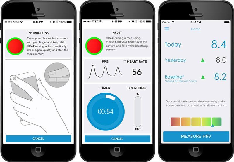 beste HRV app