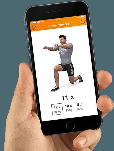 beste fitness app voor thuis
