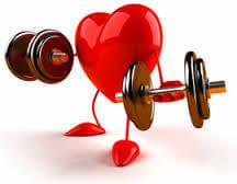 bloeddruk sporten