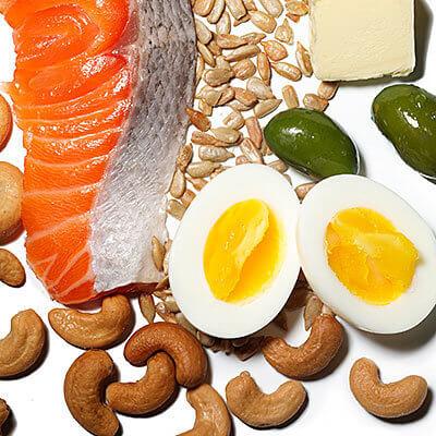 dieet voor te hoog cholesterol
