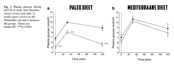 paleo dieet gezond