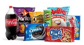 producten zonder suiker en e nummers