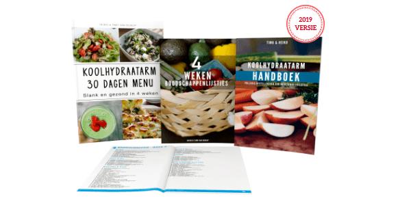 Koolhydraatarm 30 Dagen Menu Review en Ervaringen